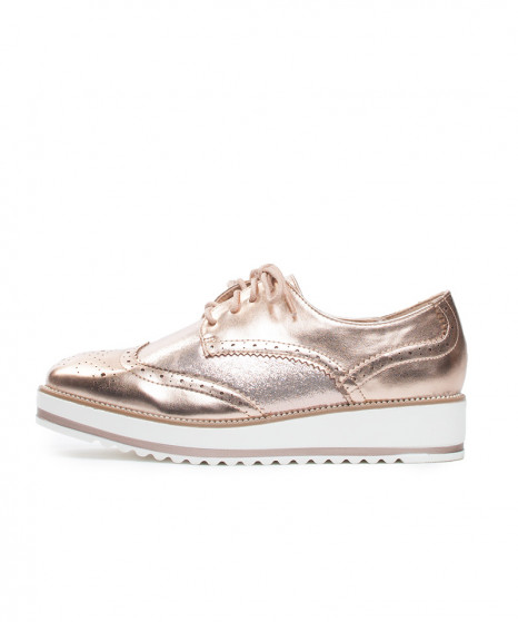 Oxfordke Taya rose gold
